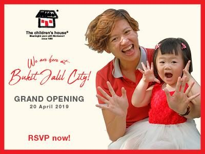 The children's house Bukit Jalil Grand Opening