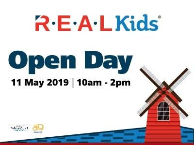 R.E.A.L Kids Open Day