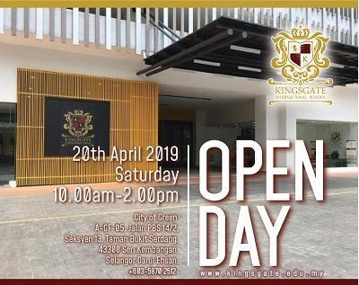 Kingsgate International School Open Day