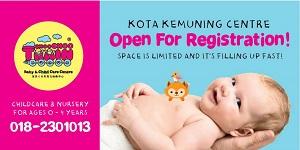 Choo Choo Train Baby & Child Care Centre, Kota Kemuning