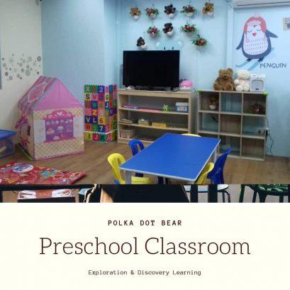 Polka Dot Bear Baby & Child Care Centre, Jalan Ipoh
