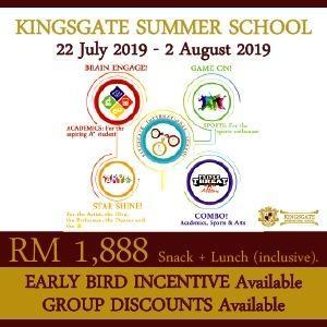 Kingsgate Summer School