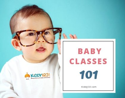 15 Hottest Baby Classes in Town