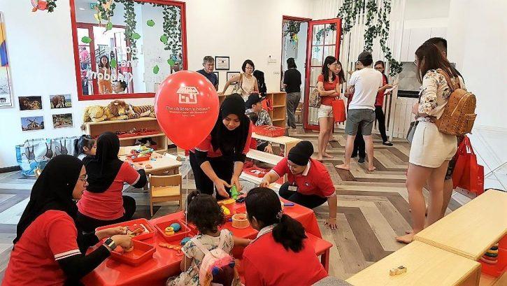 The children's house Bukit Jalil City, Kuala Lumpur