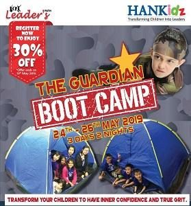 HANKidz - May 2019 Boot Camp & Holiday Workshops