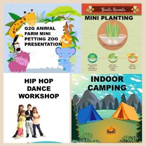 May Holiday Activities @ San Lorenzo Preschool, Mont Kiara