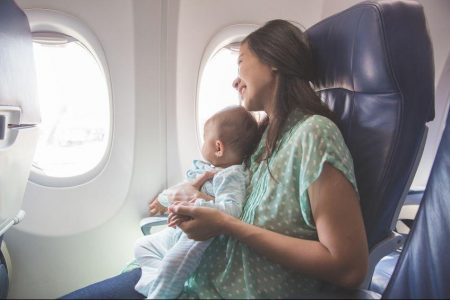 Top 10 Tips Flying with Kids