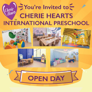 Open Day @ Cherie Hearts International Preschool