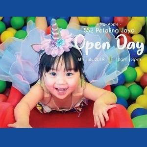 Open Day @ Big Apple SS2, Petaling Jaya