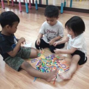 Orientation Day for Kiddy @ Little Genius Kindergarten
