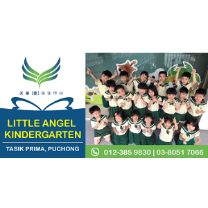 Open for Registration 2020 @Little Angel Kindergarten, Puchong