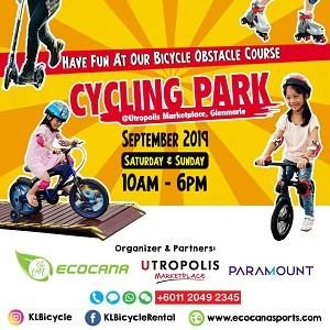 Have Fun At Our Bicycle Obstacle Course @ Ecocana Sports