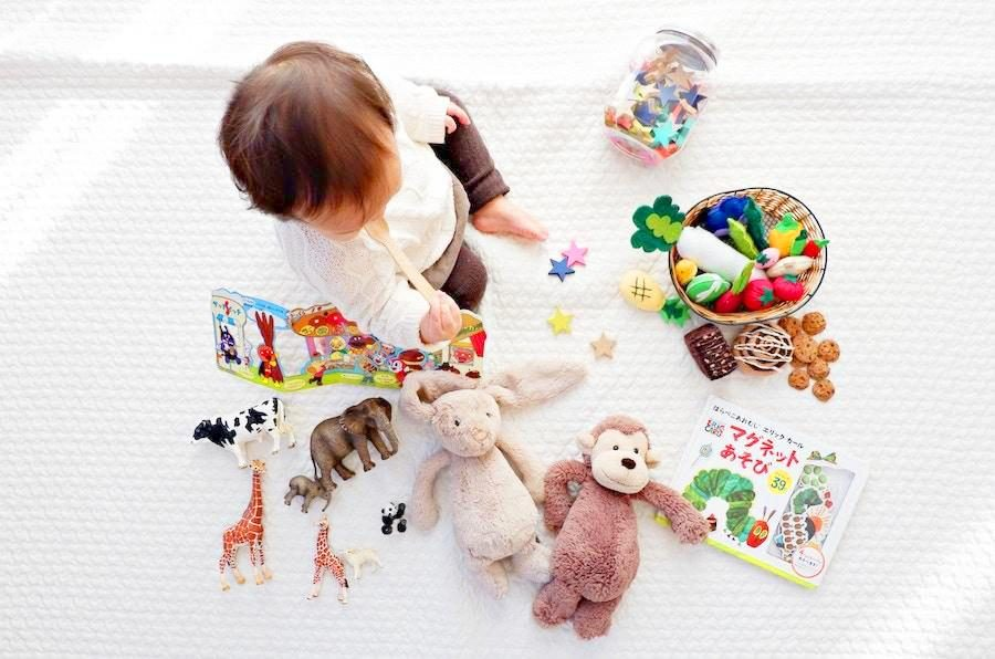 How Babies Benefit From Sensory Experiences