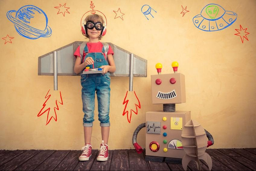 The Science of Fun: Using Play to Learn