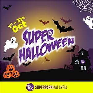 Super Halloween @ SuperPark Malaysia, Kuala Lumpur