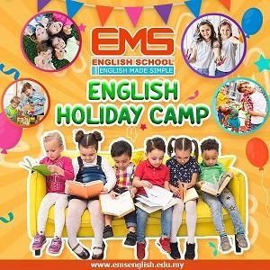 English Holiday Camp @ EMS English School, Kota Damansara