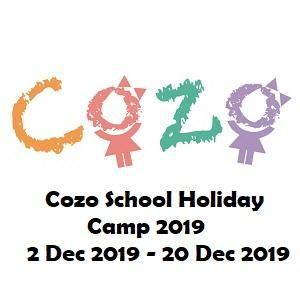 COZO School Holiday Camp 2019 @ COZO Fun Learning Garden, Kampung Baru Batu 9, Cheras