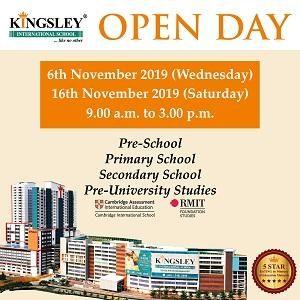 Kingsley International School Open Day