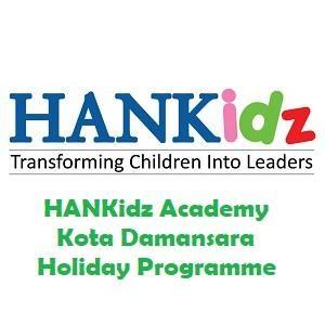 Holiday Programme @ HANKidz Academy, Kota Damansara