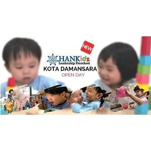 Open Day @ HANKidz Leadership Preschool, Kota Damansara