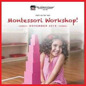 Montessori Workshop @ The children's house