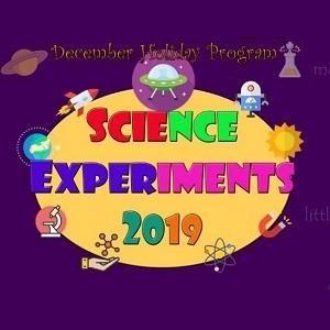 Science Experiments 2019 @ San Lorenzo Preschool Skudai, Johor Bahru