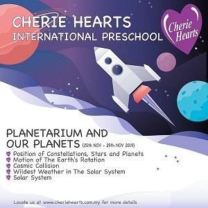 Holiday Programme @ Cherie Hearts International Preschool, Sunway Nexis Kota Damansara