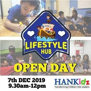 HANKidz Lifestyle Hub Open Day @ HANKidz Academy, Kota Damansara