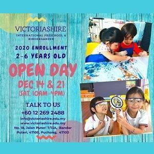 Open Day @ Victoriashire International Preschool, Bandar Puteri Puchong