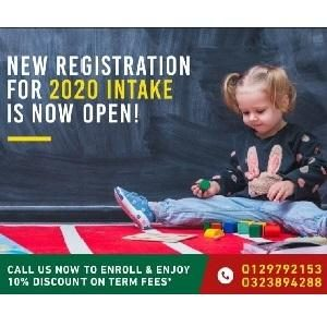 2020 Registration Now Open @ Roots & Wings Montessori Preschool, Damansara Heights
