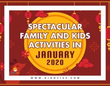 Spectacular Family Kids Activities in January 2020