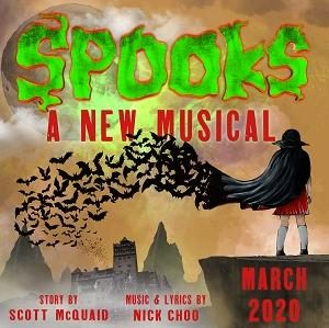 Spooks, A New Musical @ Cempaka Performing Arts Company