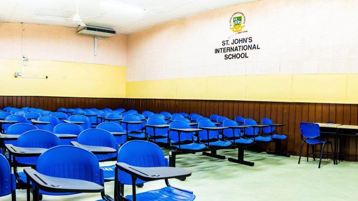 St. John's International School(Early Years), Bukit Nanas
