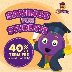 Hi-5 House of Learning: Term Fee Discounts