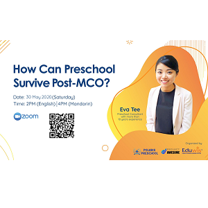 Webinar: How Can Preschool Survive Post-MCO