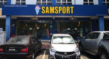 SamSport, Kajang