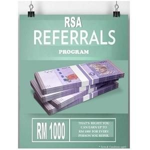 RSA Referrals Program @ Real Scholar Academy, Zeva Residence (Seri Kembangan)