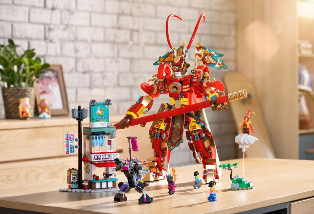 LEGO's New Chinese Culture Inspired Play Sets and Mini Movie Have Arrived