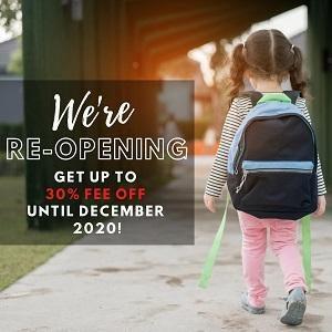 Re-Opening @ Belle & Russell Kindergarten, Kota Damansara, Petaling Jaya