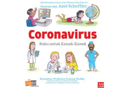LeapEd Launches Coronavirus e-Book in Bahasa Melayu to Educate Young Children