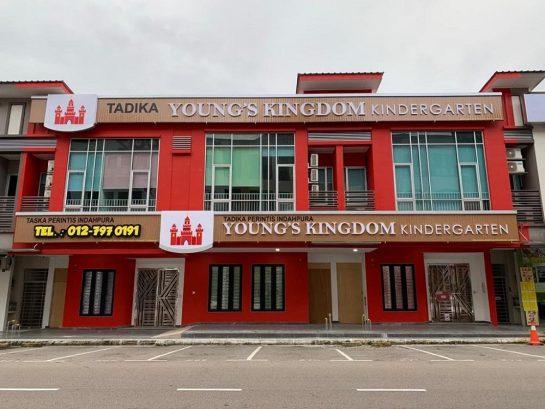 Young's Kingdom, Johor Bahru