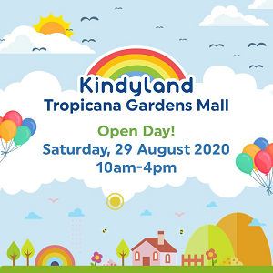 Kindyland Gardens Open Day