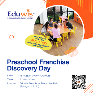 Eduwis Preschool Franchise Discovery Day