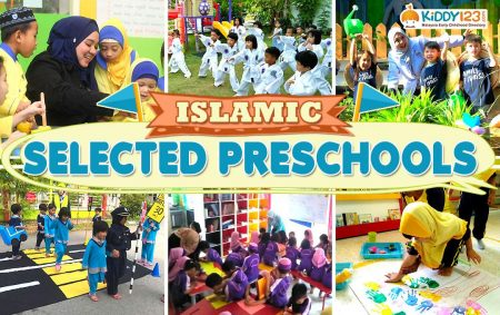 Selected Islamic Preschools in Klang Valley