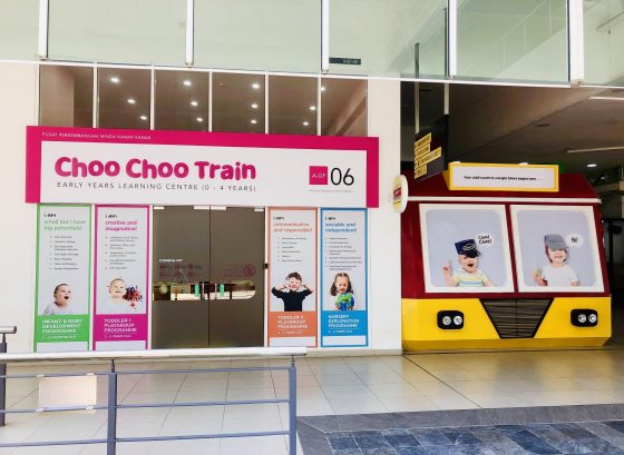Choo Choo Train Baby & Childcare Centre, Sunway Nexis