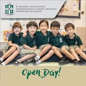 Open Day @ St Joseph's Institution International School Malaysia (Tropicana PJ Campus)