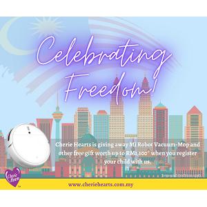 Malaysia Day Campaign @ Cherie Hearts International Preschool, Kota Kemuning, Shah Alam
