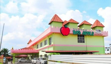 Big Apple Ipoh Kiara, Ipoh
