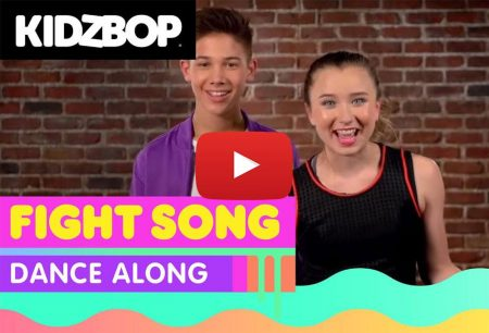 KIDZ BOP: KIDZ BOP Kids - Fight Song (Dance Along)