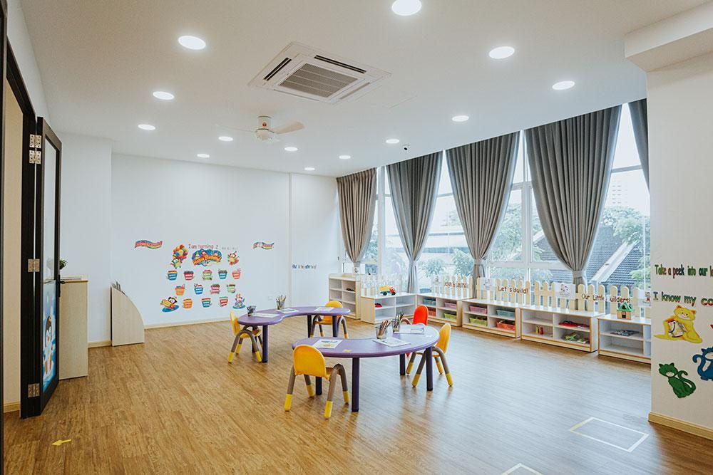 Cherie Hearts International Preschool, Old Klang Road
